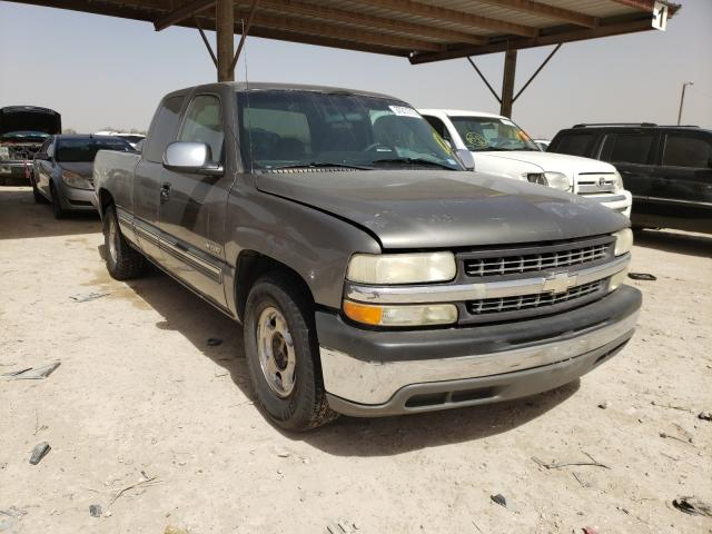 Salvage cars for sale from Copart Temple, TX: 2001 Chevrolet Silverado