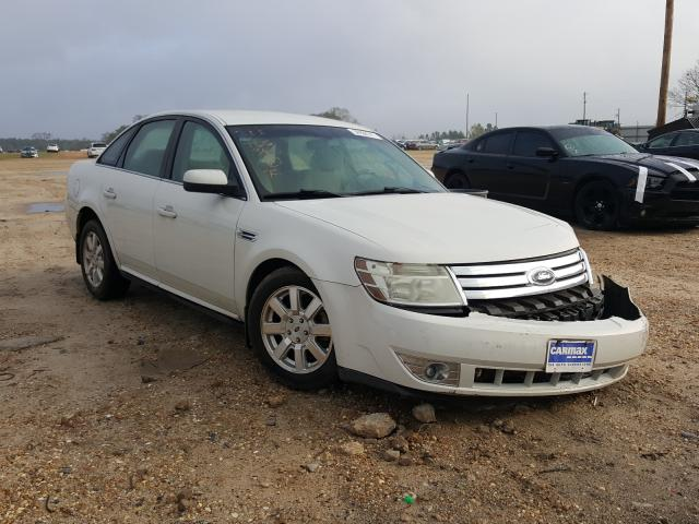 Salvage cars for sale from Copart Newton, AL: 2009 Ford Taurus SE
