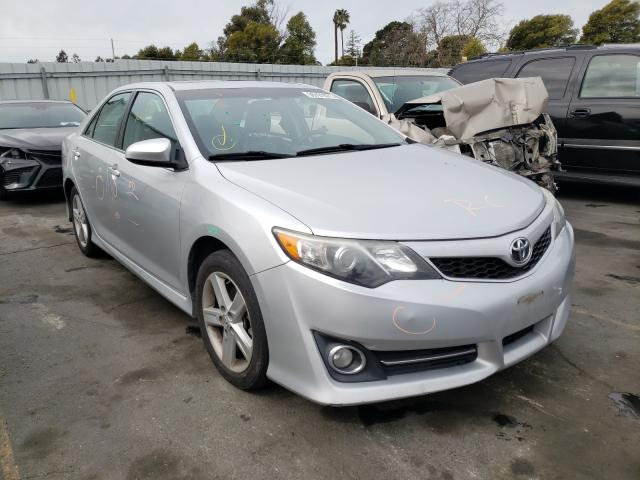 Salvage cars for sale from Copart Vallejo, CA: 2014 Toyota Camry L