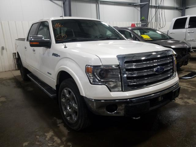 2013 FORD F150 SUPER 1FTFW1ET6DFD83592