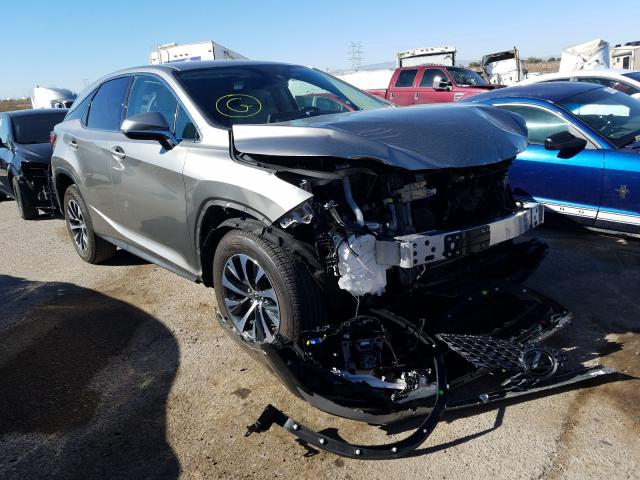 Salvage cars for sale from Copart Tucson, AZ: 2021 Lexus RX 350 Base