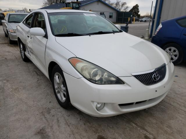 Salvage cars for sale from Copart Sikeston, MO: 2006 Toyota Camry Sola