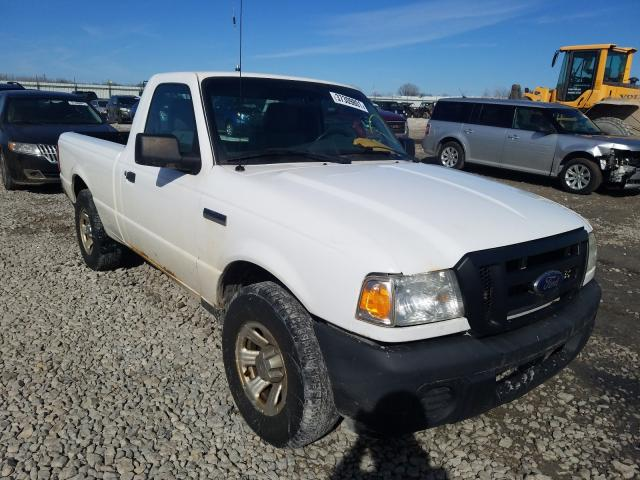 Salvage cars for sale from Copart Appleton, WI: 2011 Ford Ranger