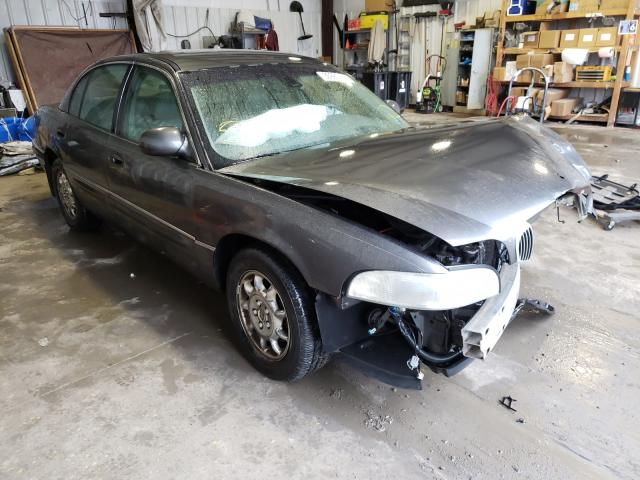 Salvage cars for sale from Copart Duryea, PA: 2002 Buick Park Avenue