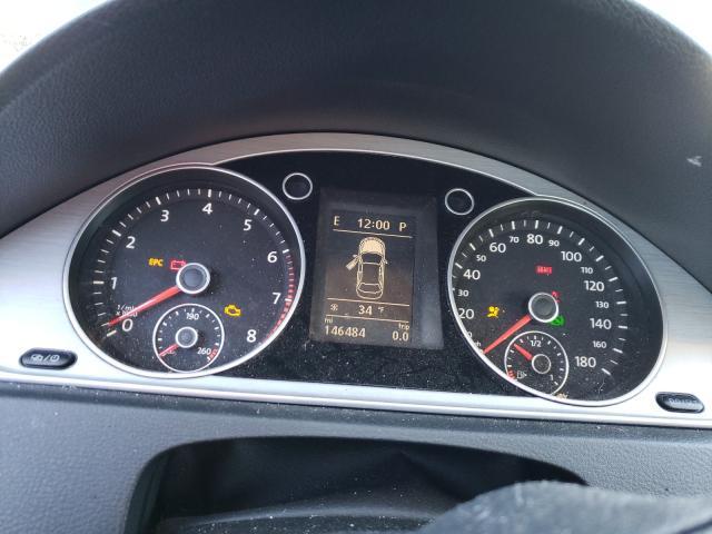 2013 Volkswagen CC | Vin: WVWBP7AN6DE512944