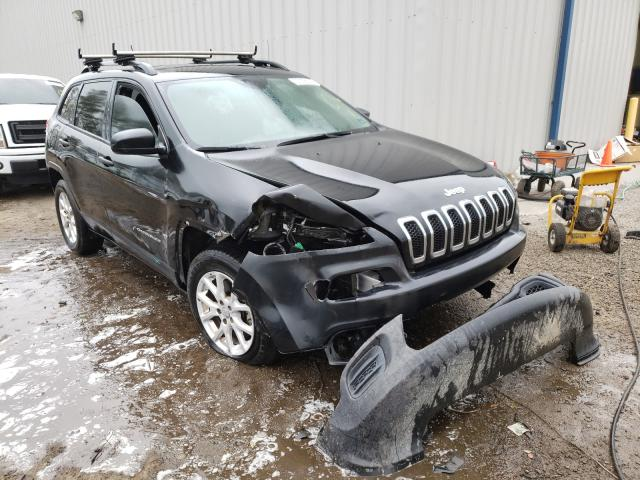 2016 JEEP CHEROKEE S - Other View