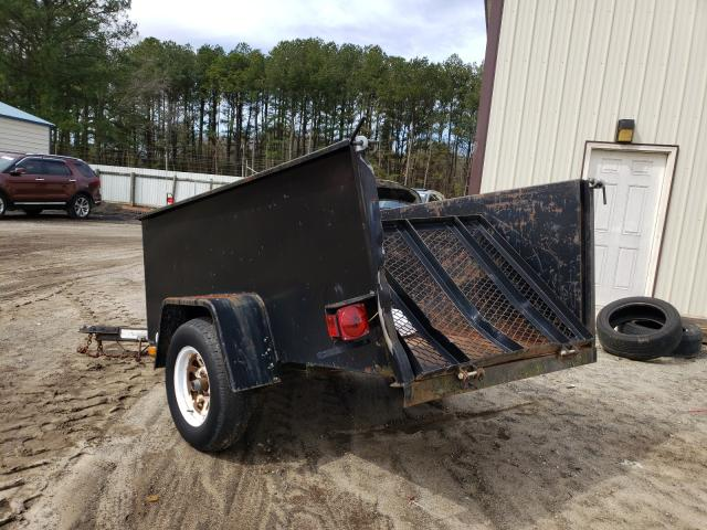Cargo Trailer salvage cars for sale: 2002 Cargo Trailer
