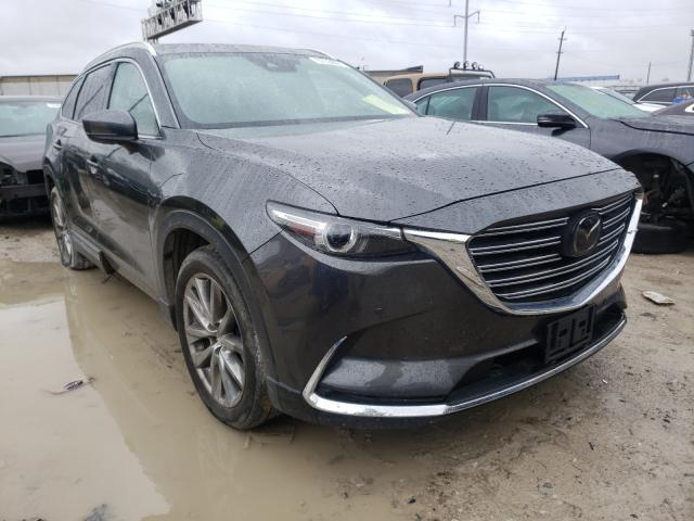 Salvage cars for sale from Copart Columbus, OH: 2018 Mazda CX-9 Signa