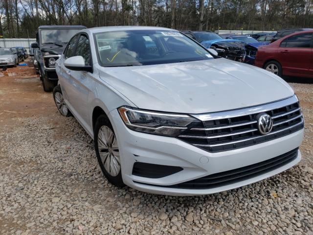 Salvage cars for sale from Copart Austell, GA: 2019 Volkswagen Jetta S