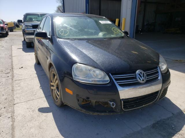 Salvage cars for sale from Copart Sikeston, MO: 2006 Volkswagen Jetta TDI