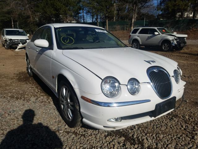 Jaguar S-Type salvage cars for sale: 2003 Jaguar S-Type
