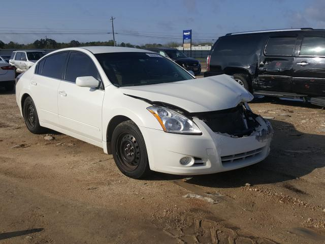 Salvage cars for sale from Copart Newton, AL: 2012 Nissan Altima Base