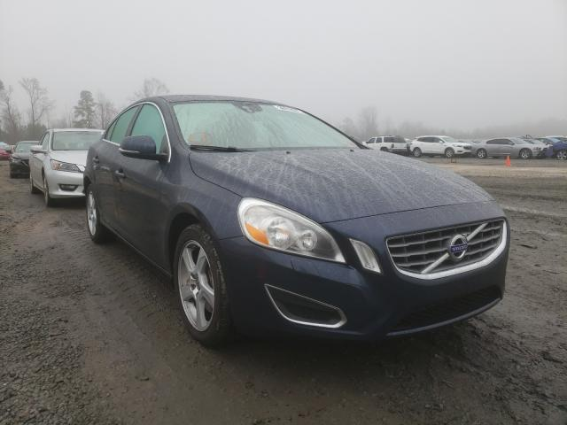 2013 VOLVO S60 T5 YV1612FH2D2193062
