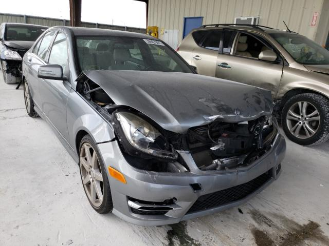 Salvage cars for sale from Copart Homestead, FL: 2014 Mercedes-Benz C250