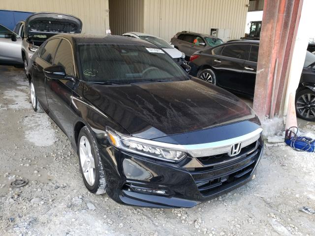 Salvage cars for sale from Copart Homestead, FL: 2020 Honda Accord Sport