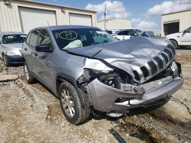 2014 Jeep Cherokee S for sale in Gainesville, GA