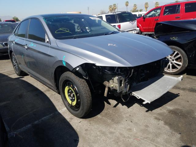 Salvage cars for sale from Copart Colton, CA: 2019 Volkswagen Jetta S