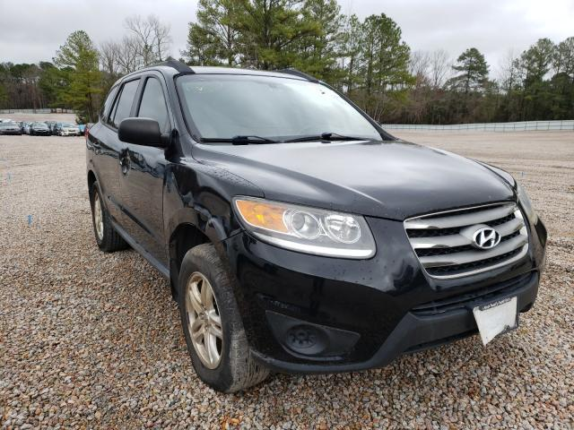 Salvage cars for sale from Copart Knightdale, NC: 2012 Hyundai Santa FE G