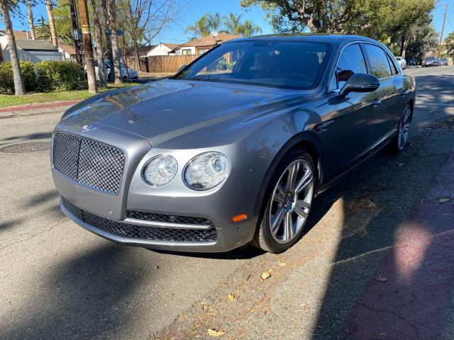 Bentley Vehiculos salvage en venta: 2015 Bentley Flying SPU