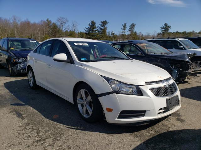 Salvage cars for sale from Copart Exeter, RI: 2014 Chevrolet Cruze LT