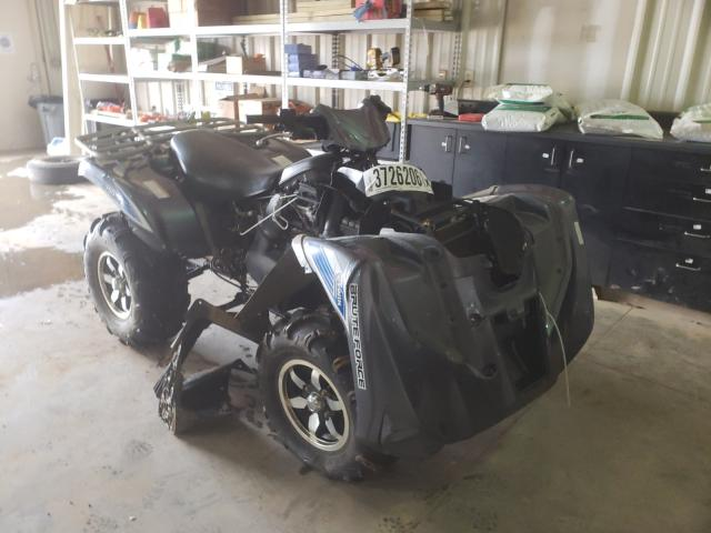 Salvage cars for sale from Copart Tanner, AL: 2012 Kawasaki KVF750 J