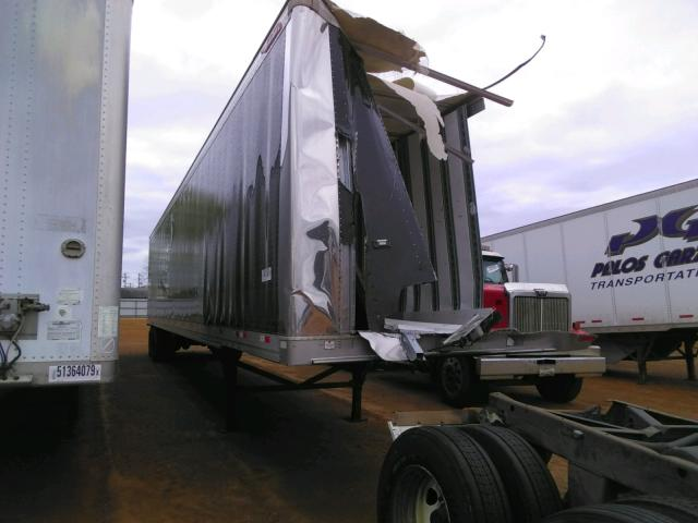 Great Dane Trailer salvage cars for sale: 2016 Great Dane Trailer