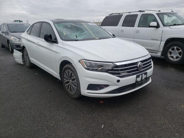 Salvage cars for sale from Copart Sacramento, CA: 2019 Volkswagen Jetta S