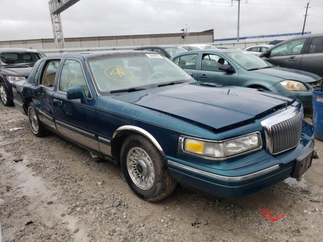 Lincoln salvage cars for sale: 1997 Lincoln Town Car E