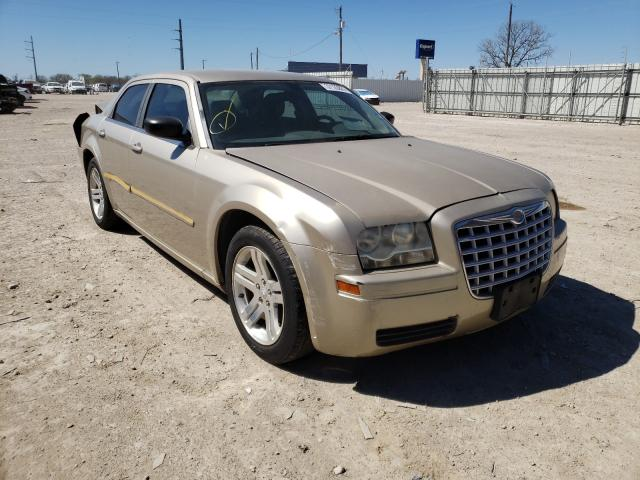 Salvage cars for sale from Copart Temple, TX: 2006 Chrysler 300