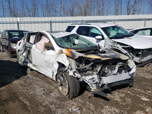 Salvage cars for sale from Copart Angola, NY: 2020 Chevrolet Malibu LT