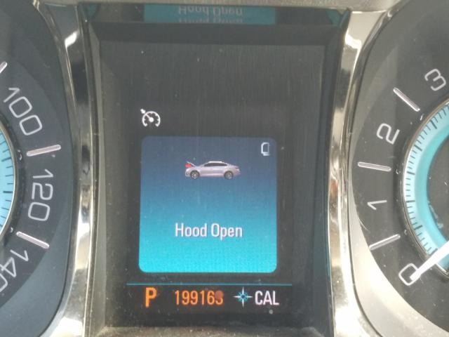 2012 BUICK LACROSSE - Engine View