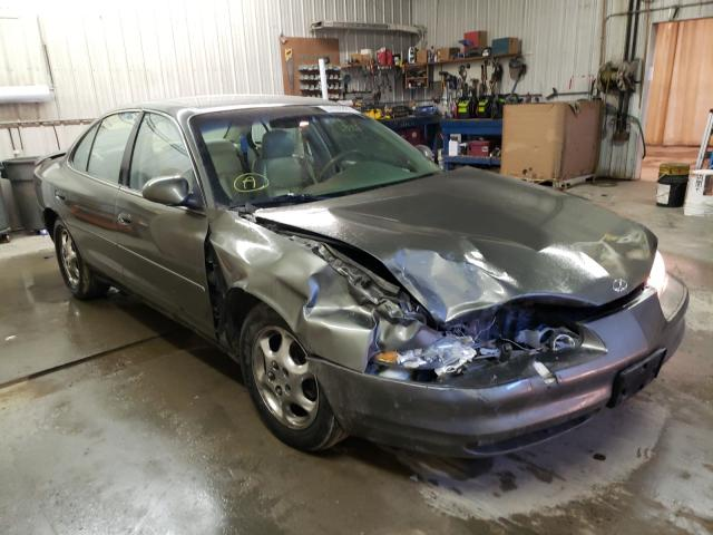 Oldsmobile salvage cars for sale: 1998 Oldsmobile Intrigue G