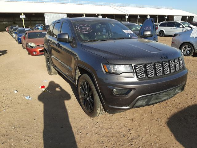 Salvage cars for sale from Copart Phoenix, AZ: 2020 Jeep Grand Cherokee