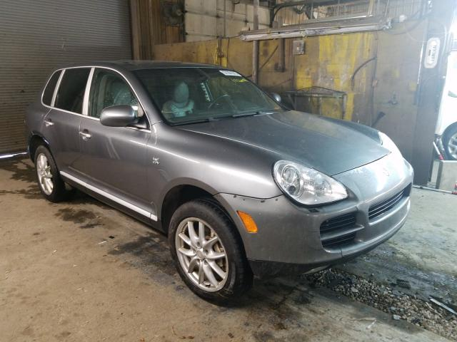 Porsche salvage cars for sale: 2004 Porsche Cayenne S