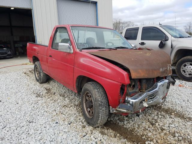 Salvage cars for sale from Copart Ellenwood, GA: 1995 Nissan Truck