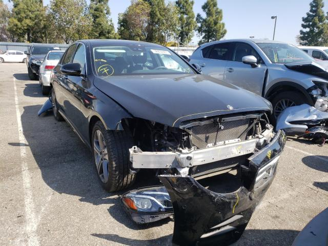 Salvage cars for sale from Copart Rancho Cucamonga, CA: 2018 Mercedes-Benz E 300