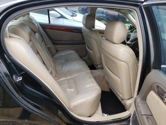 2001 LEXUS GS 300 - Interior View
