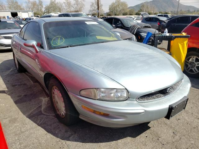 Salvage cars for sale from Copart Colton, CA: 1995 Buick Riviera