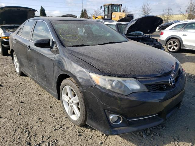 Salvage cars for sale from Copart Eugene, OR: 2013 Toyota Camry L