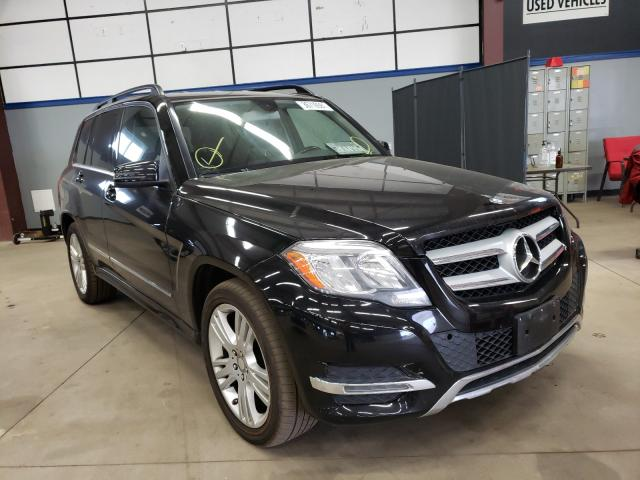 Mercedes-Benz salvage cars for sale: 2014 Mercedes-Benz GLK 350 4M
