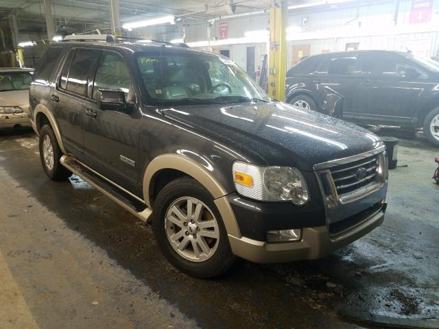 Salvage 2007 FORD EXPLORER - Small image. Lot 37156551