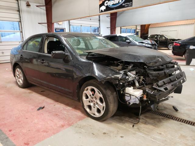 Salvage cars for sale from Copart Angola, NY: 2011 Ford Fusion SE