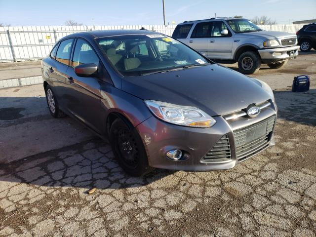 Salvage cars for sale from Copart Lexington, KY: 2012 Ford Focus SE
