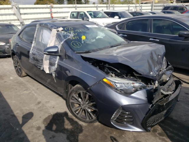 2017 TOYOTA COROLLA L - Other View