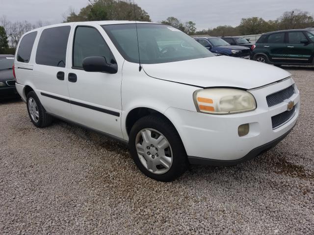 2007 Chevrolet Uplander L en venta en Theodore, AL
