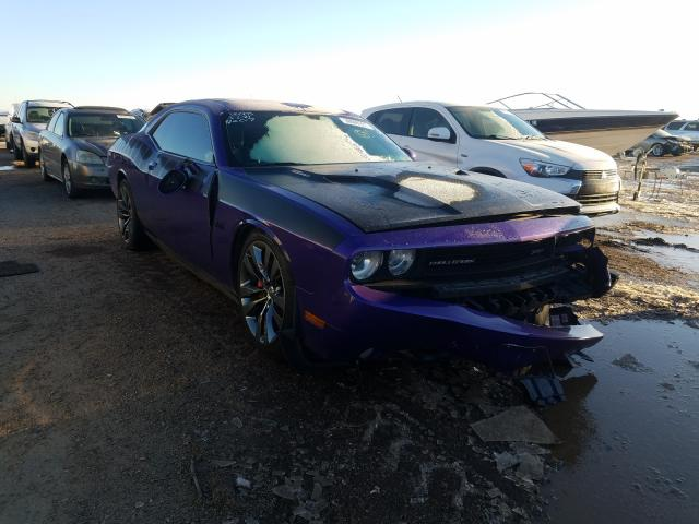 Dodge Challenger salvage cars for sale: 2013 Dodge Challenger
