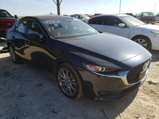Salvage cars for sale from Copart Temple, TX: 2020 Mazda 3 Select