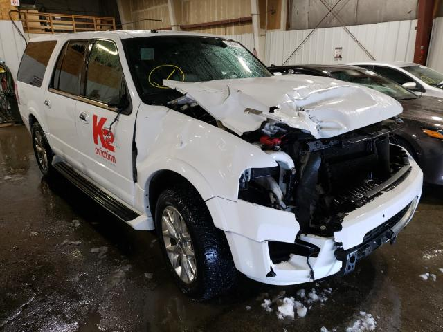 Salvage cars for sale from Copart Anchorage, AK: 2017 Ford Expedition