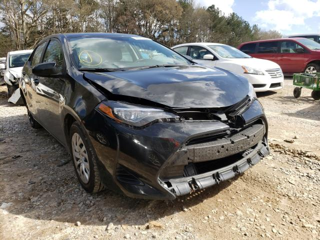 Salvage cars for sale from Copart Austell, GA: 2019 Toyota Corolla L