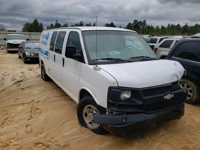 Chevrolet Express salvage cars for sale: 2008 Chevrolet Express